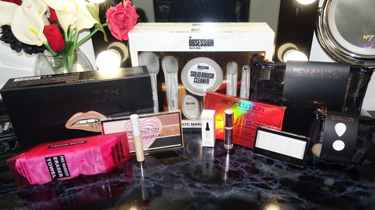 makeup-revolution-sale-haul